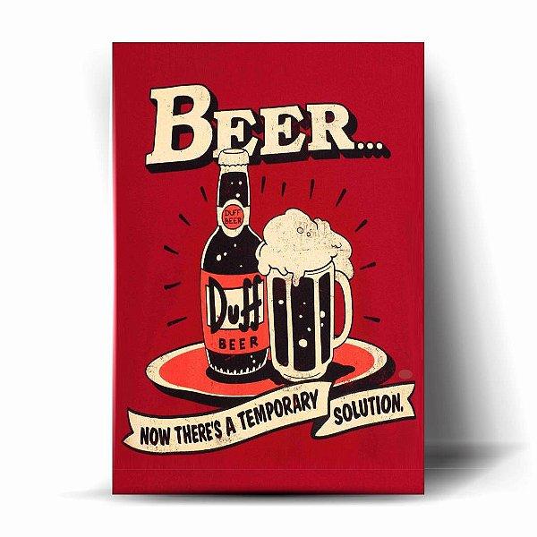 Duff Beer - Simpsons