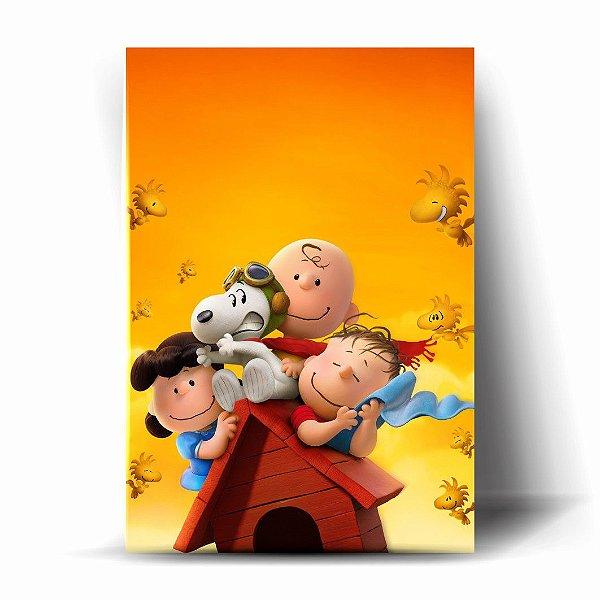 Snoopy e Charlie Brown - Peanuts