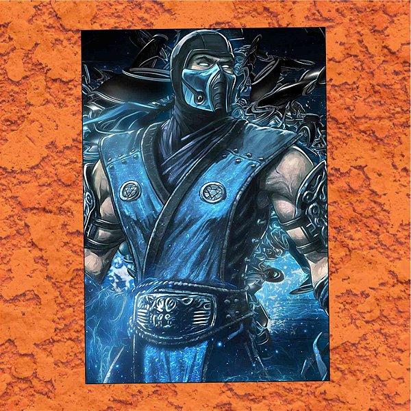 Subzero Mortal Kombat