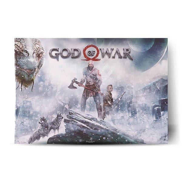 Kratos - God of War #03