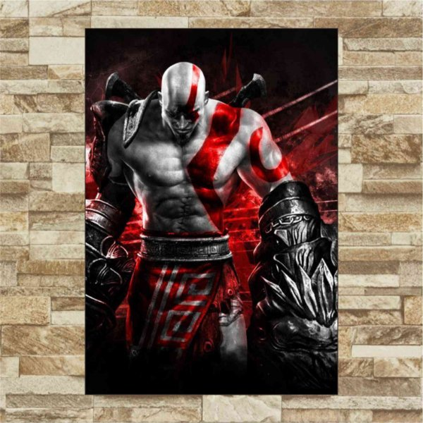 Kratos Manopla - God of War