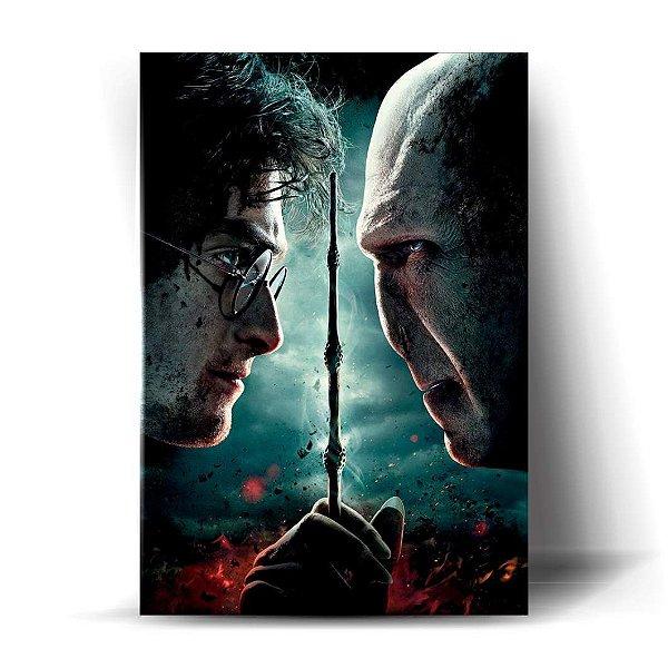 Harry X Voldemort
