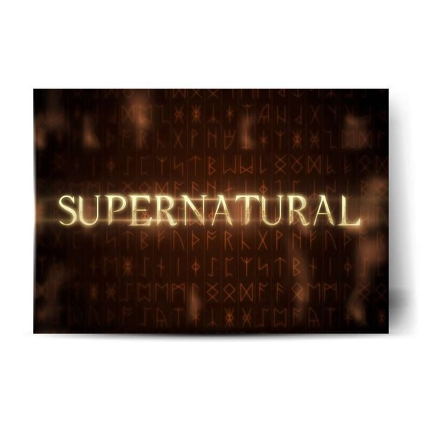 Supernatural Art Abertura #02