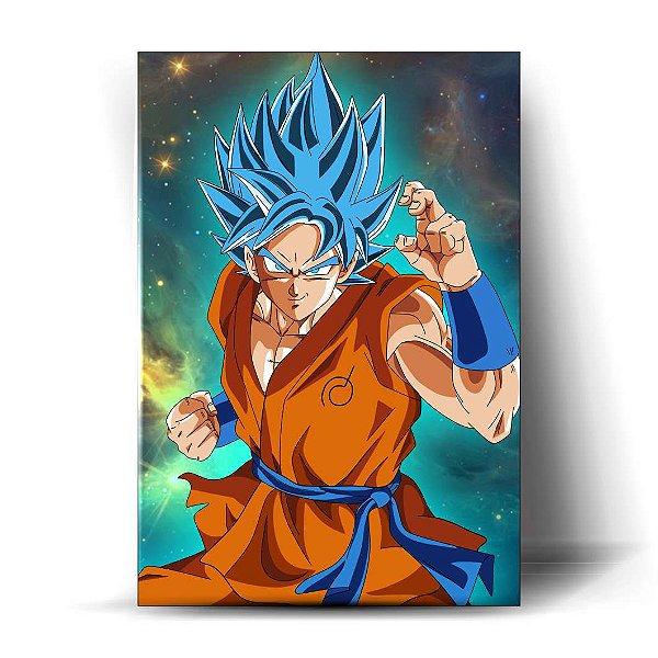 Goku Super Sayajin Blue