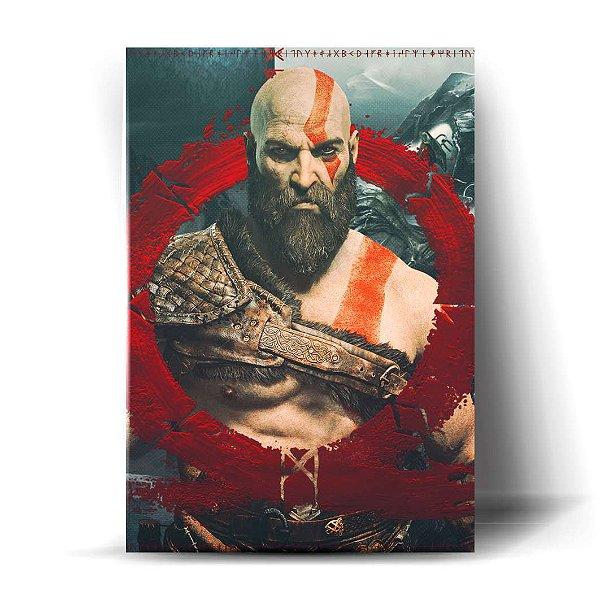 Kratos - God of War 4