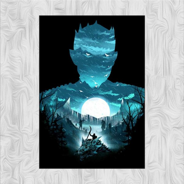 NIGHT KING - WINTER IS HERE