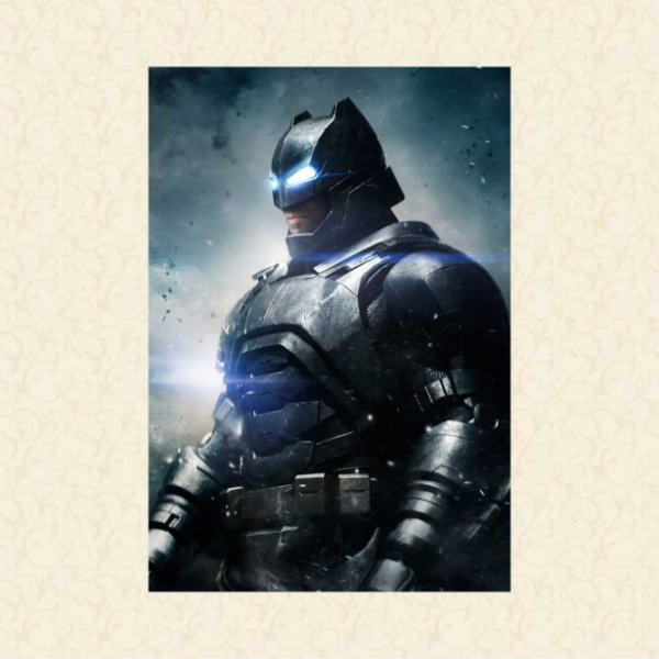 BATMAN - DAWN OF JUSTICE