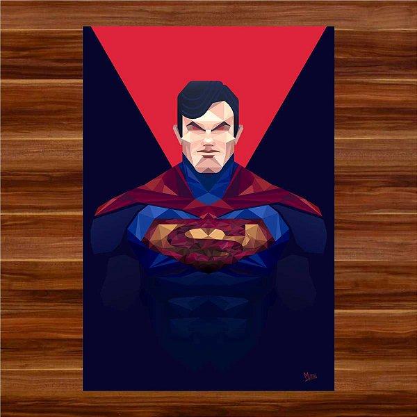 SUPERMAN MINIMALIST