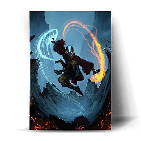 Avatar Aang - Dominação