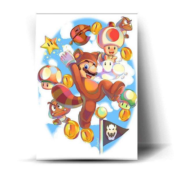 Mario Super Leaf