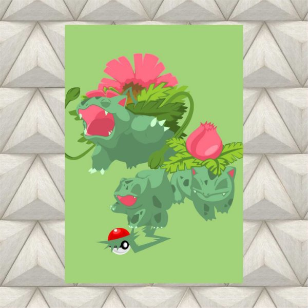 EVOLUTION VENUSAUR