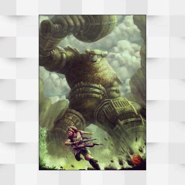 SHADOW OF THE COLOSSUS #02
