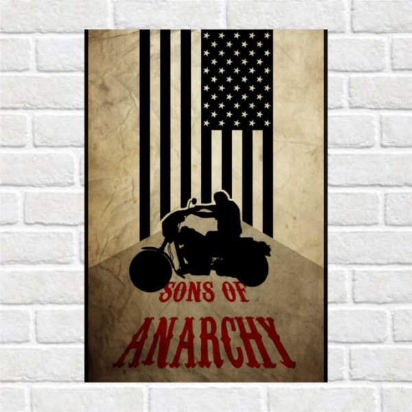 SONS OF ANARCHY #08