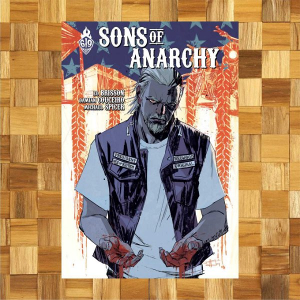 SONS OF ANARCHY #09