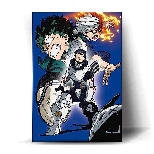 Boku no Hero #05