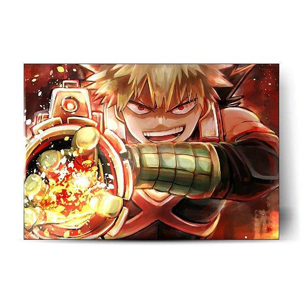 Bakugou Ataque!