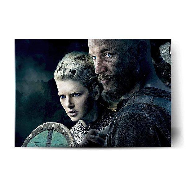 Lagertha e Ragnar