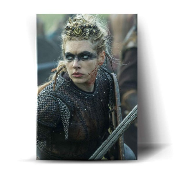 Lagertha Combate