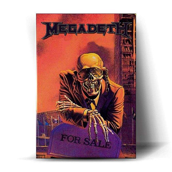 Megadeth For Sale
