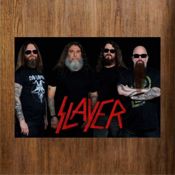 SLAYER ROCK AND ROLL
