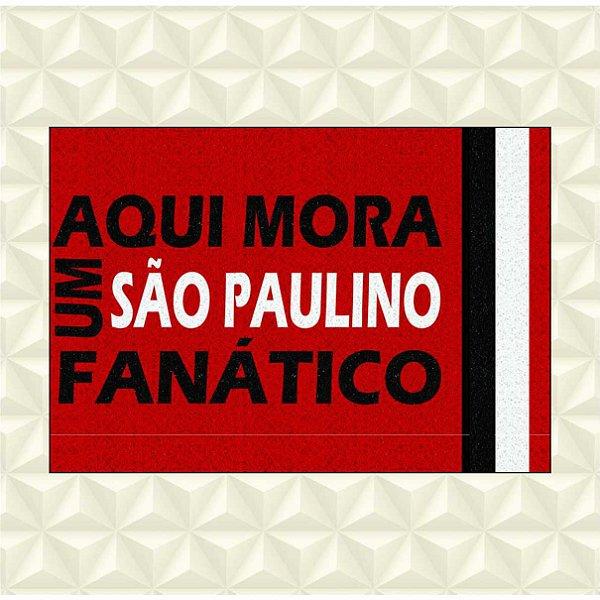 AQUI MORA UM SÃO PAULINO