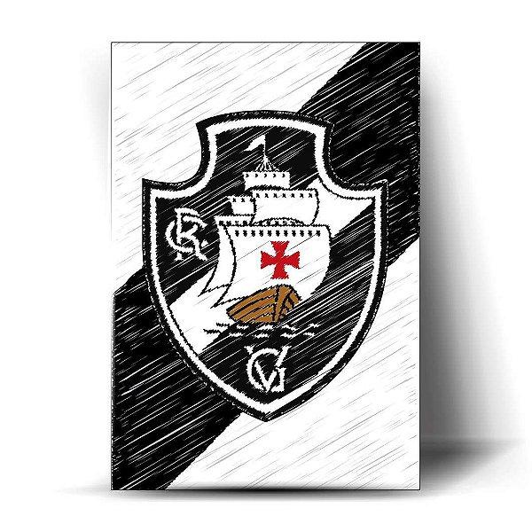 Escudo Vasco Rabisco