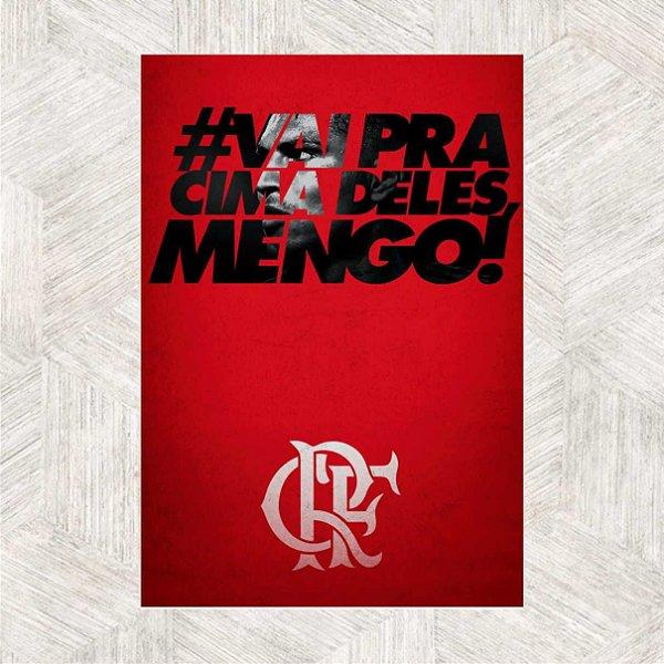 #VAI PRA CIMA DELES MENGO!