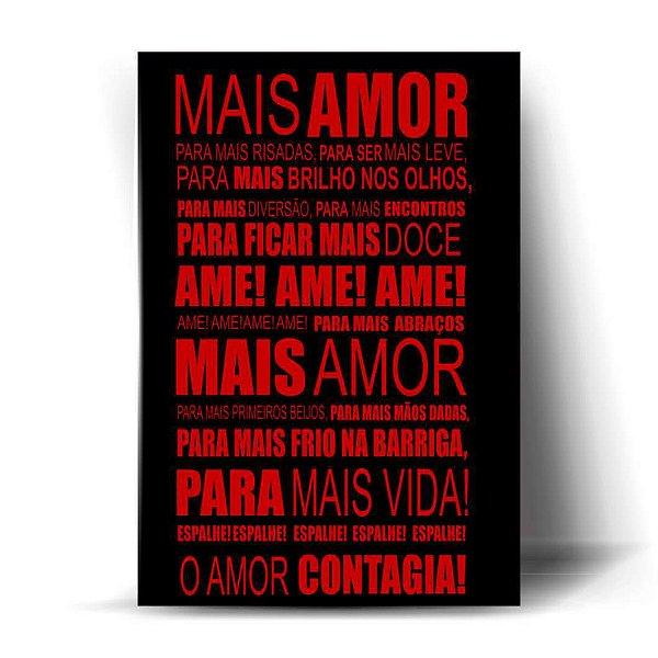 O Amor Contagia !