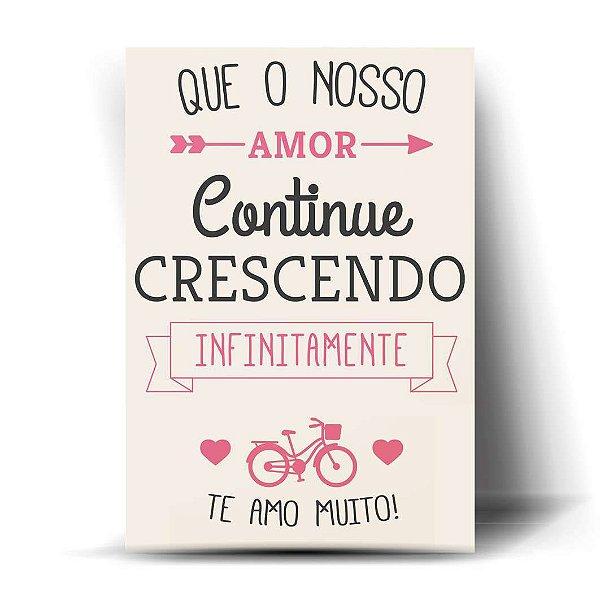 Te Amo Muito!