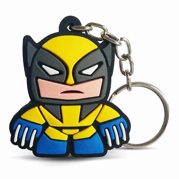 Chaveiro Wolverine