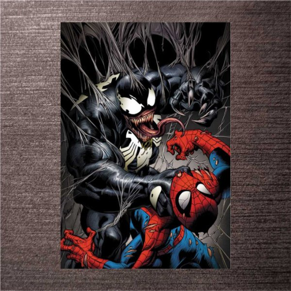 VENOM VS SPIDER
