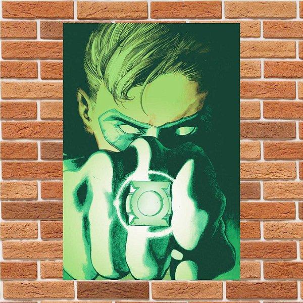 GREEN LANTERN ART