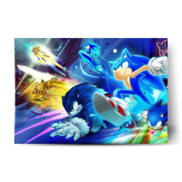 All Sonic's