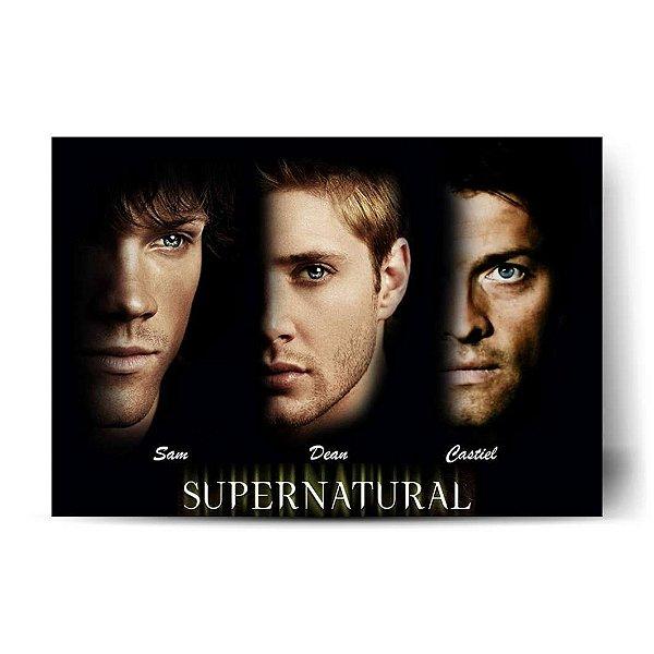 Sam / Dean / Castiel