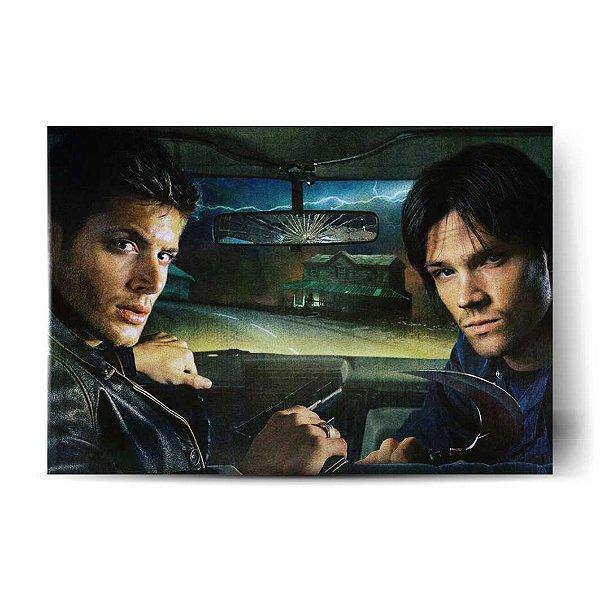 Dean e Sam Supernatural