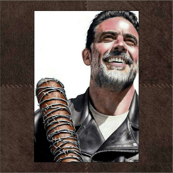 Negan And Lucile