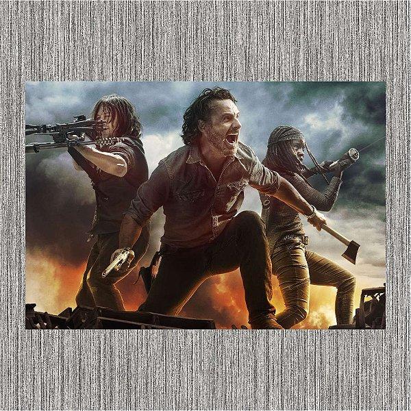 Daryl / Rick / Michonne