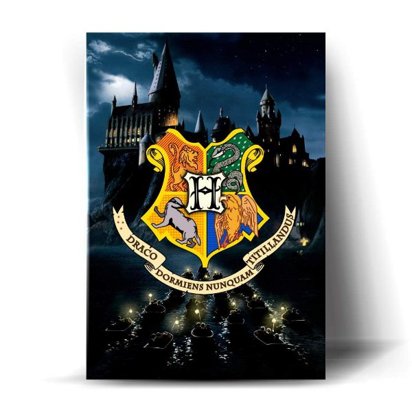 Hogwarts Brasão