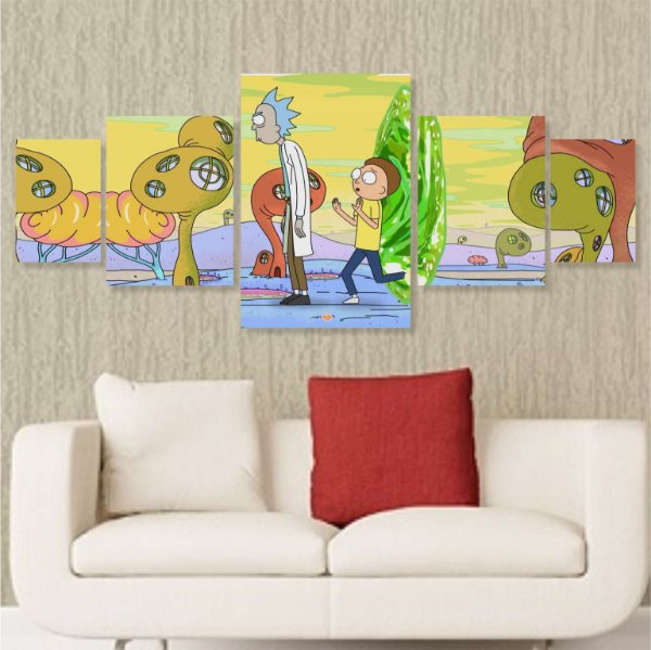 Rick And Morty #03 - Mosaico