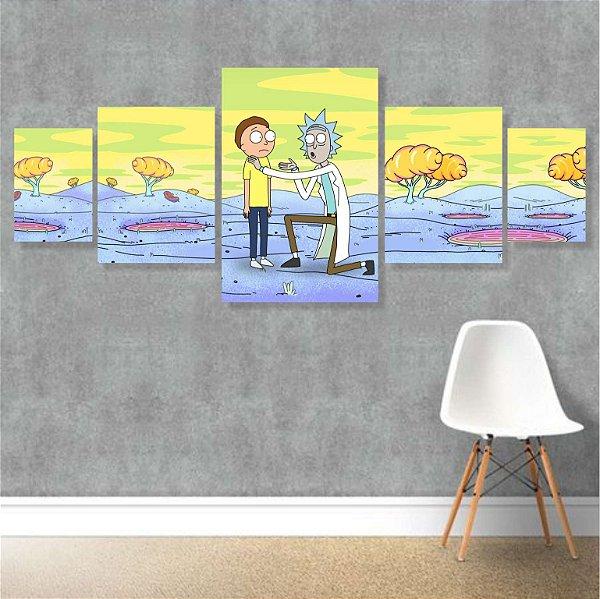 Rick And Morty #04 - Mosaico