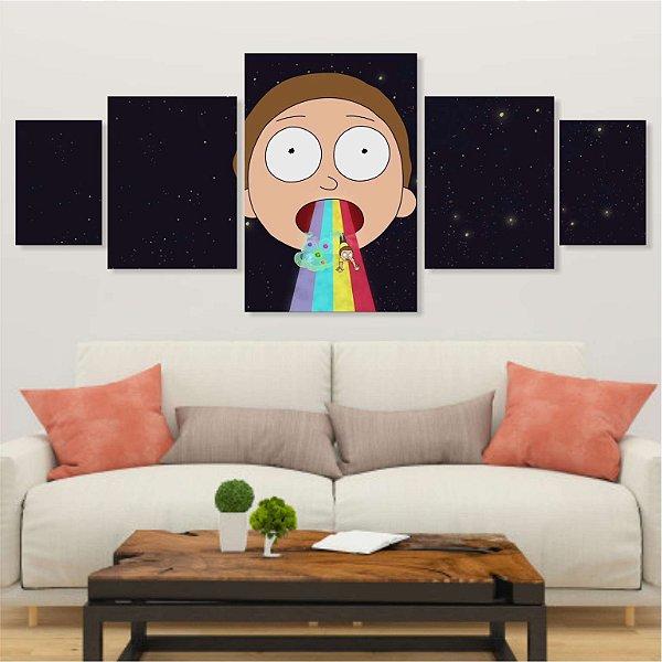 Rick And Morty #07 - Mosaico