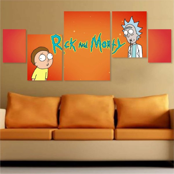 Rick And Morty #08 - Mosaico
