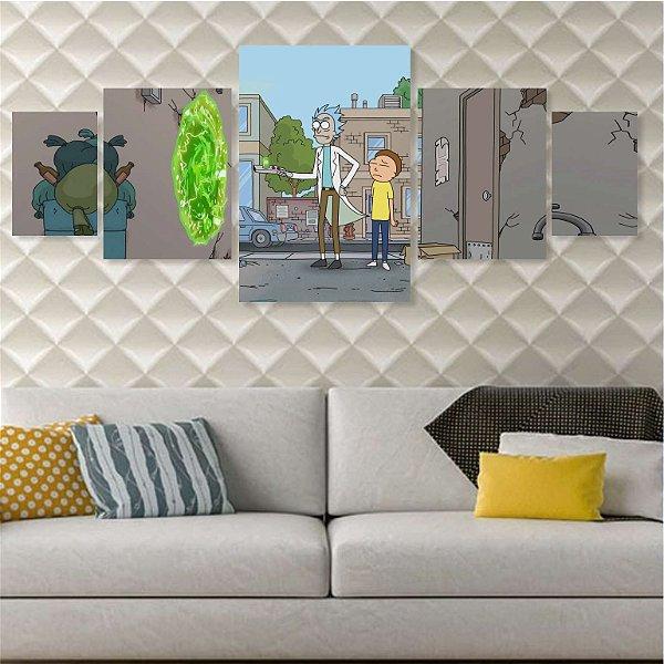 Rick And Morty #09 - Mosaico