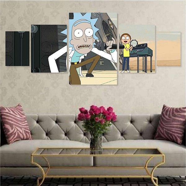 Rick And Morty #10 - Mosaico