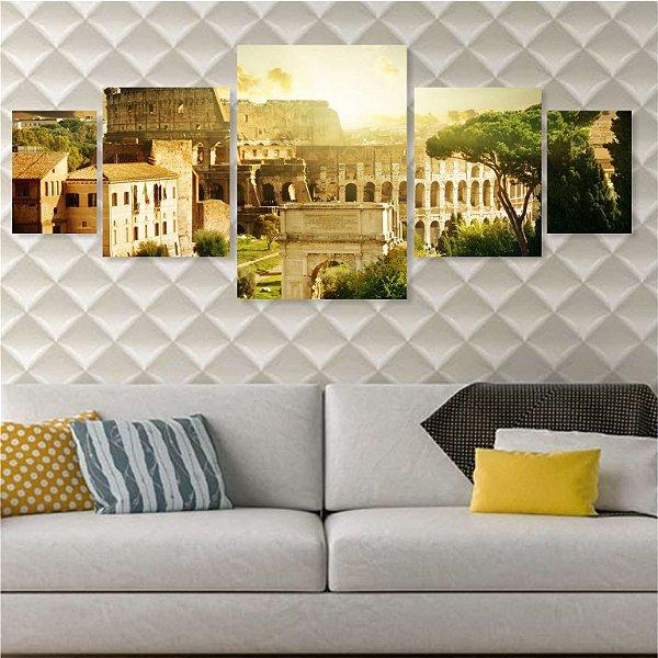 Coliseu #02 - Mosaico