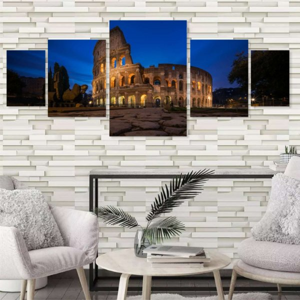 Coliseu #03 - Mosaico