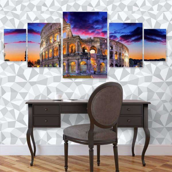 Coliseu #04 - Mosaico