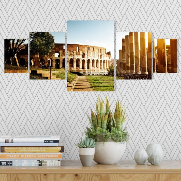Coliseu #05 - Mosaico