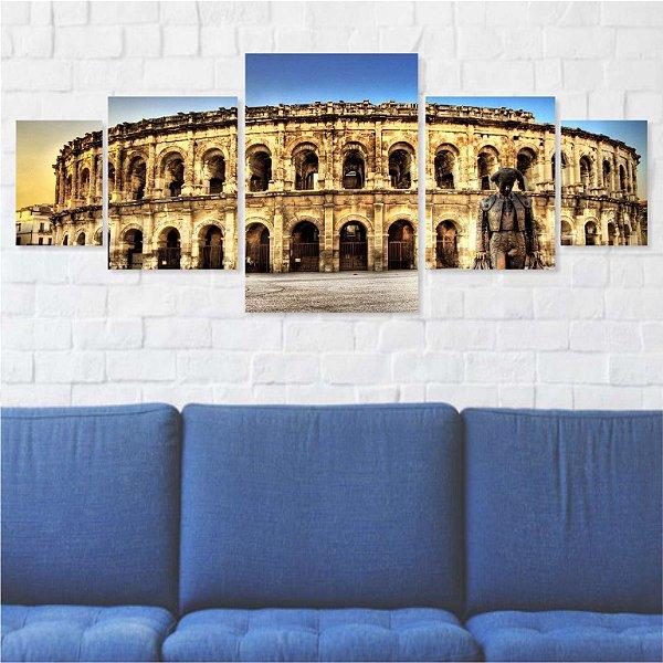 Coliseu #06 - Mosaico