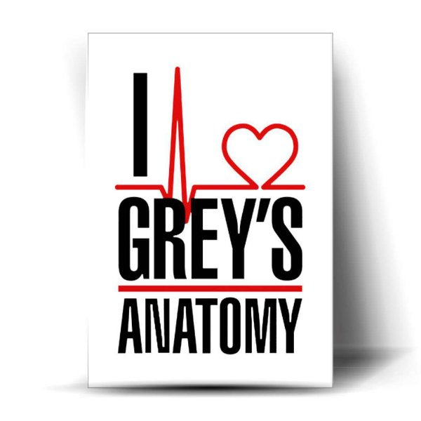 I Love Grey's Anatomy
